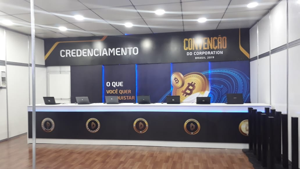 CONVENÇÃO DD CORPORATION 2019