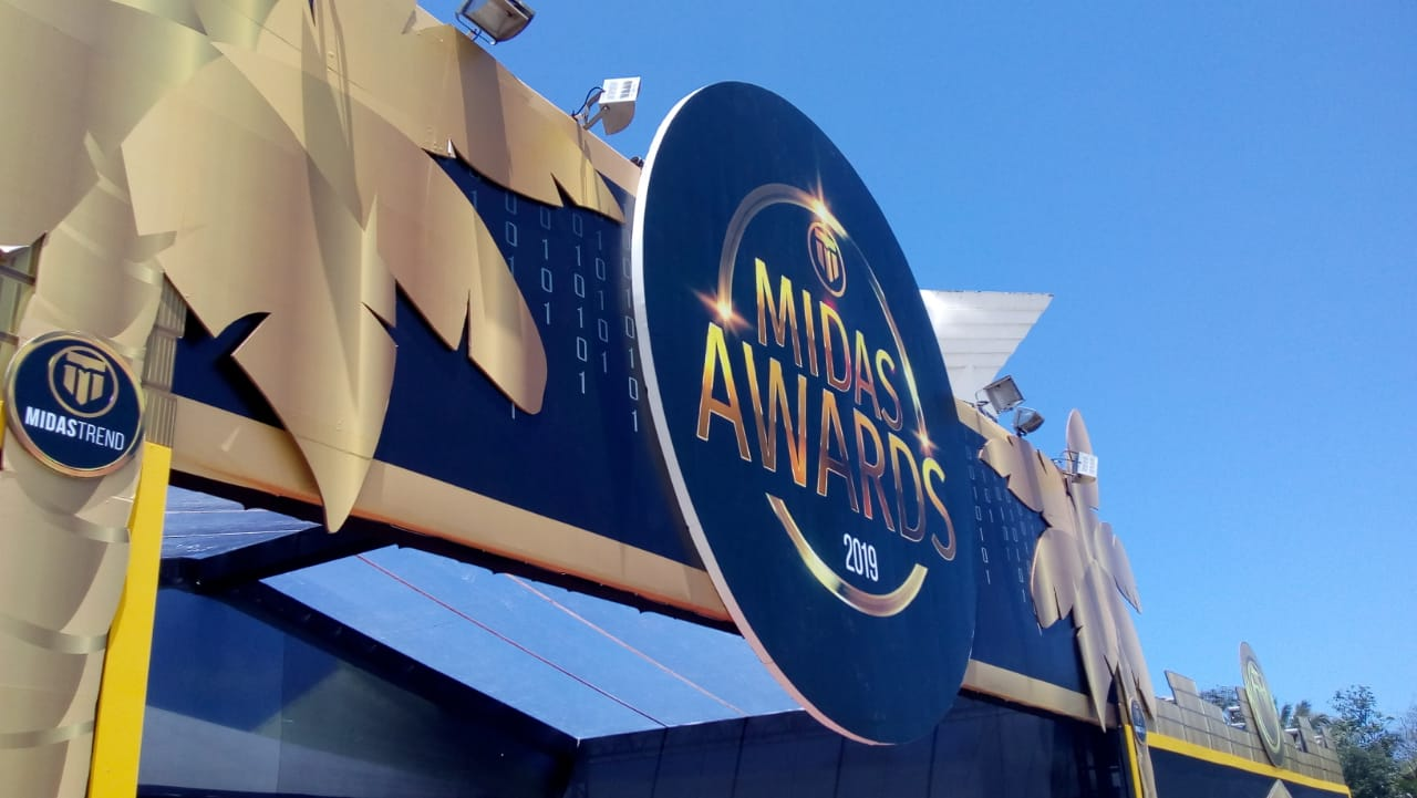 MIDAS AWARDS 2019