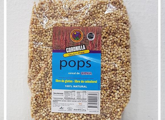 Pops de quinoa