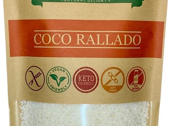 Coco rallado 300 gramos