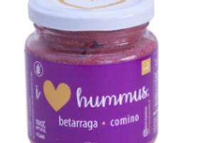 Hummus Betarraga - comino