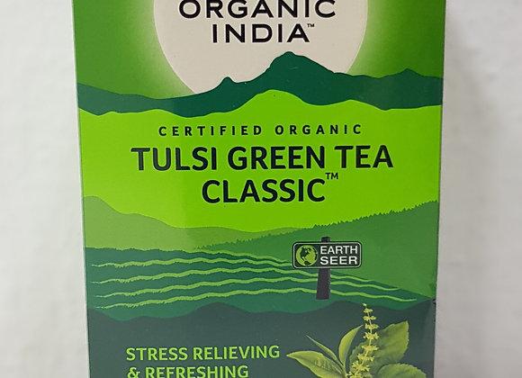 Tulsi  Green Tea Classic