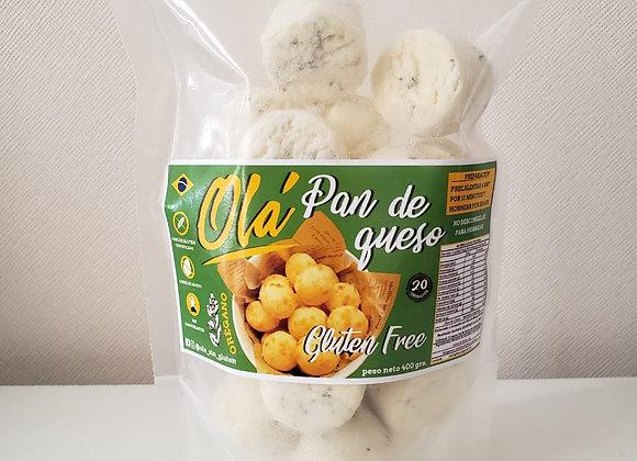 Pan de queso oregano
