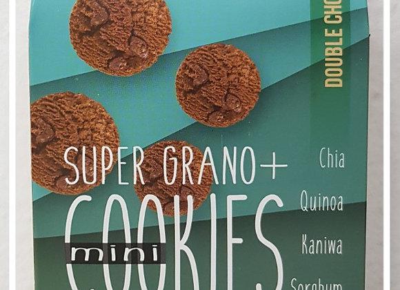 Galletas Super Grano Plus - Doble Chocolate