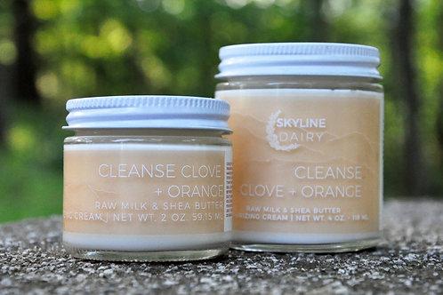 CLEANSE Clove + Orange MOISTURIZING CREAM