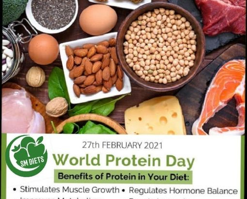 Benefits of proteins in your diet
