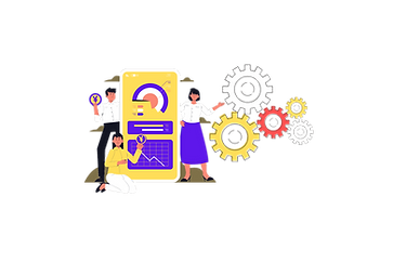 vector art of WhatsApp Marketing Services Company Uttarakhand
