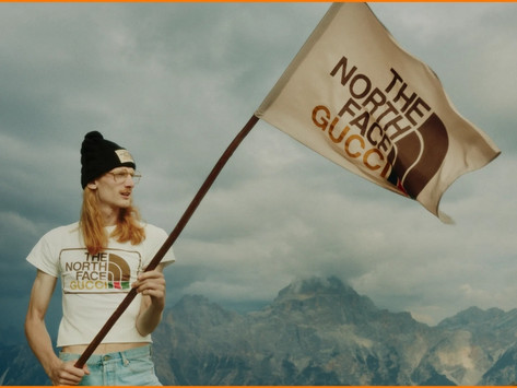 A New Way To Camp: The North Face x Gucci