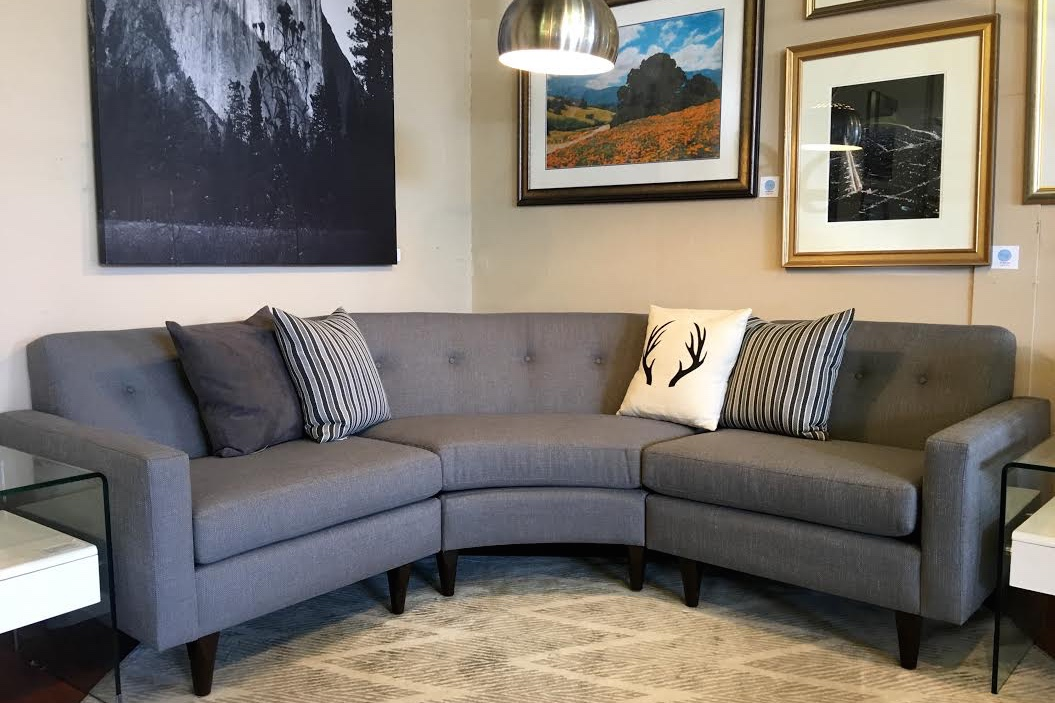 Tulip Curved Sectional
