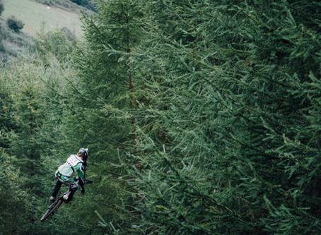 1 oktober Mountainbike tocht