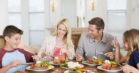 Семейный обед, фуршет, банкет.