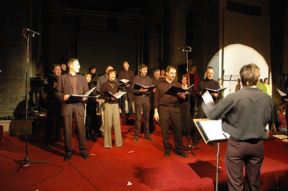 ensemble vocal amalgam 2005 25e annivers