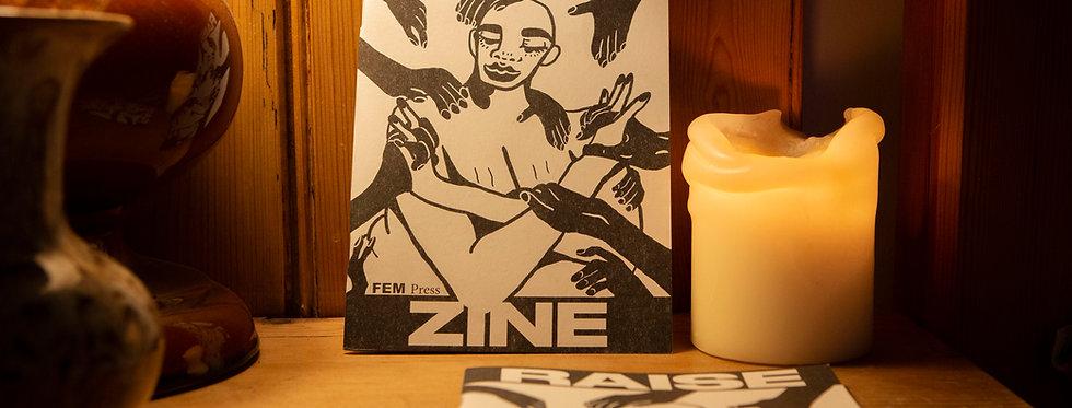 RAISE Zine