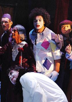I Pagliacci, Opera della Luna,