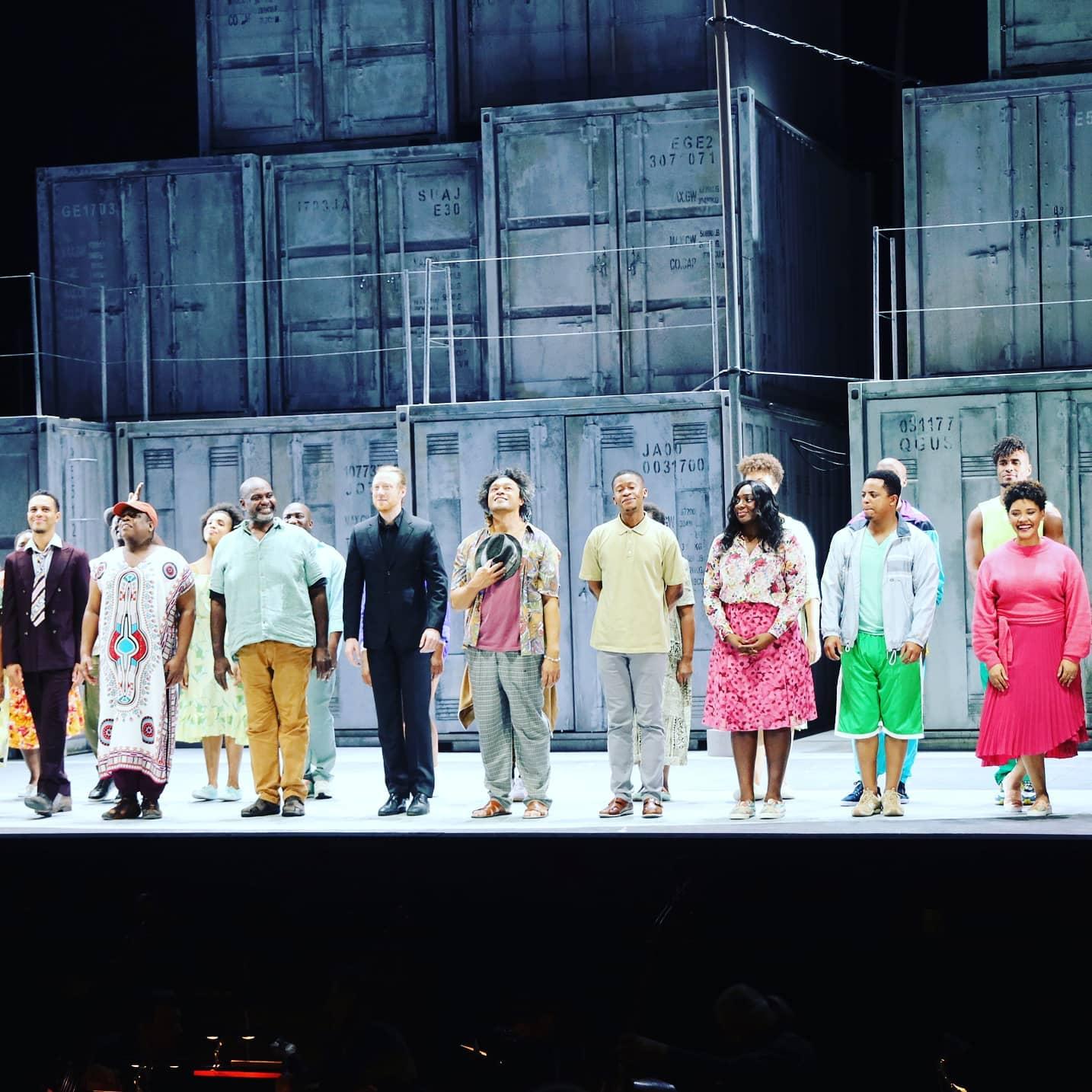 Oct 16 2020 @monikarittershaus @theateranderwien @ Theater an der Wien - Das Opernhau