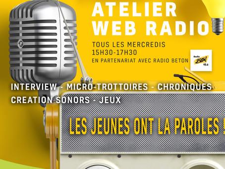 Web radio des jeunes