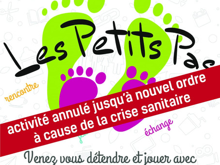 LES PETITS PAS