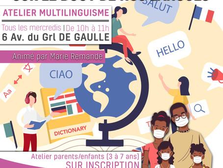 Venez jouer avec les langues