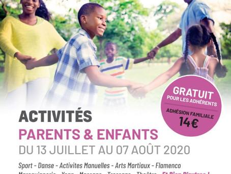 ACTIVITES PARENTS / ENFANTS