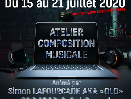 ATELIER COMPOSITOIN MUSICALE