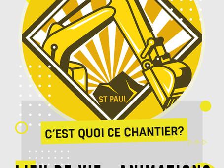 Sur la barre saint Paul : Animations, radio libre et concerts