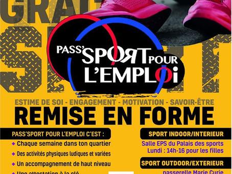 PASS'SPORT POUR L'EMPLOI - REMISE EN FORME