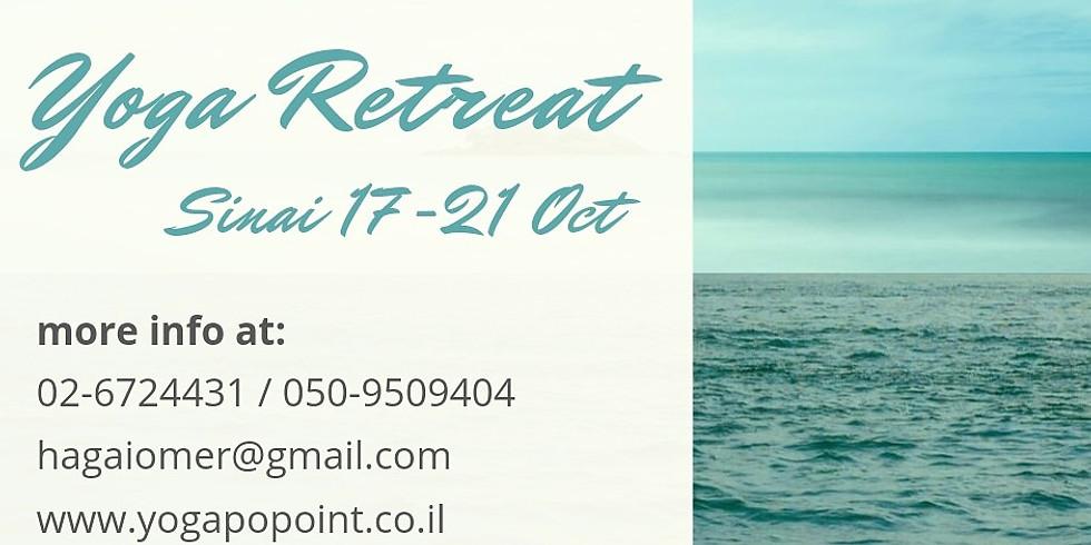 Sinai Yoga Retreat