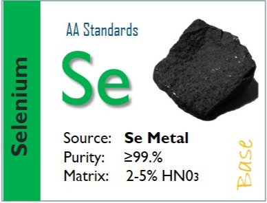 Selenium (Se) Flame Atomic Absorption