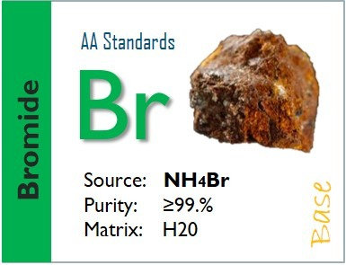Bromide (Br) - Flame Atomic Absorption