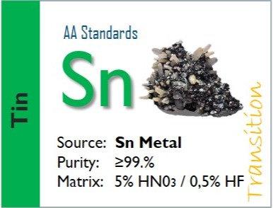 Tin (Sn) Flame Atomic Absorption