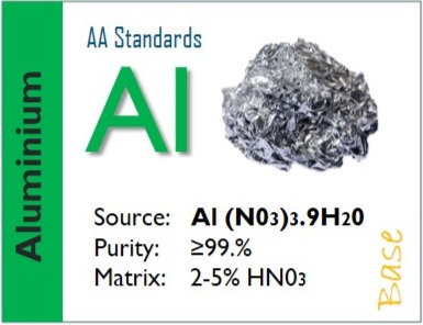 Aluminium (Al) - Flame Atomic Absorption