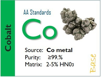Cobalt (Co) - Flame Atomic Absorption