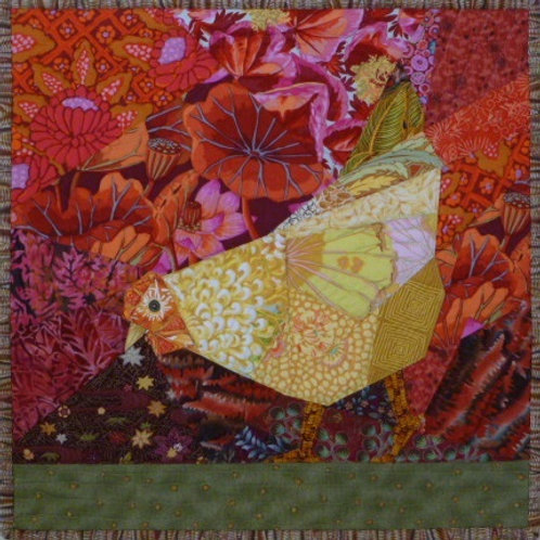 Henny Penny quilt pattern