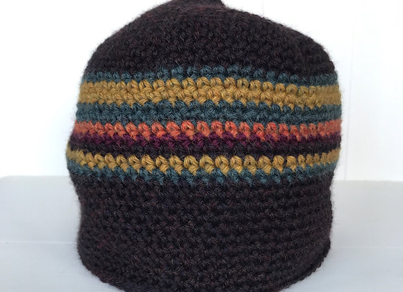Crocheted Hat - Adult