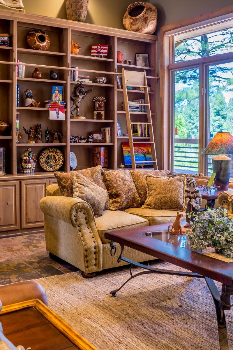 organisation ideas  living room