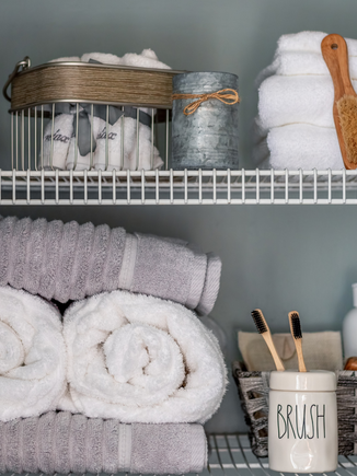 Linen Storage Ideas for Small Spaces