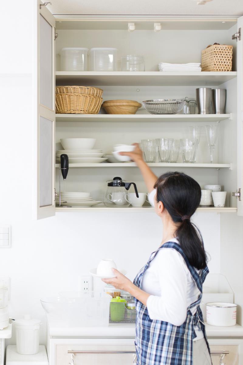 kitchen organisation ideas