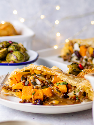 Vegetarian Meals for Christmas