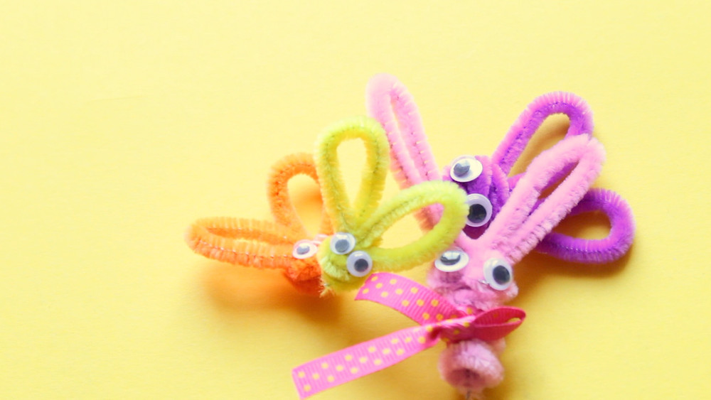 Easter Bunnies crafts for kids