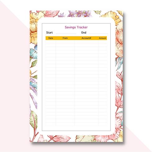 Savings Tracker Printable Free.png