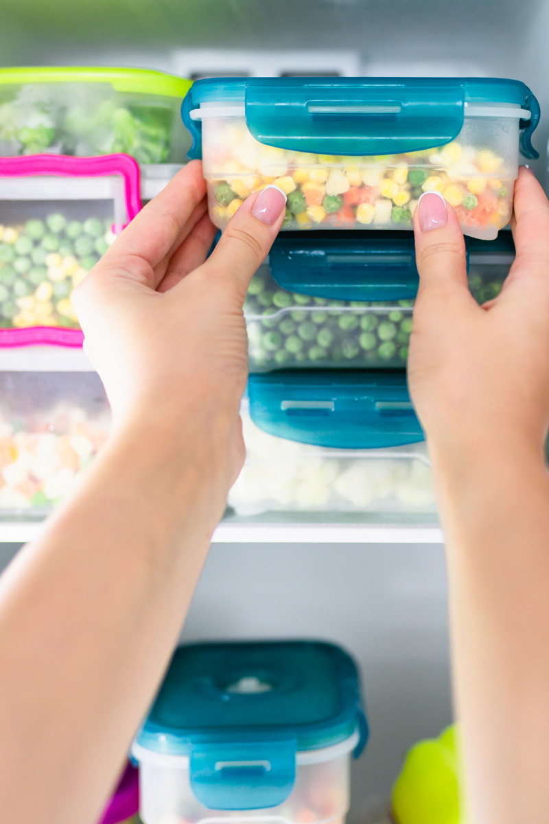 10 tips on how to organise your fridge