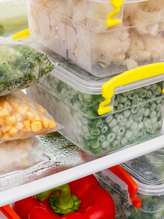 The 5 Best ways to organise your freezer