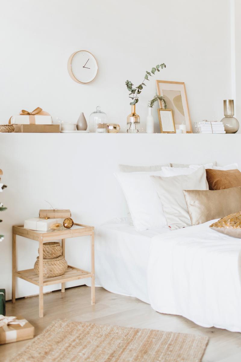 bedroom furniture organisation
