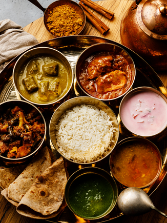 7 tips for Indian Meal Prep