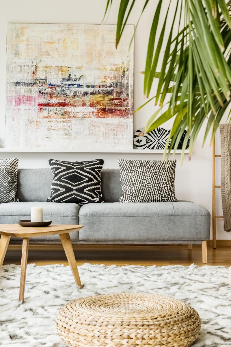 living room organisation