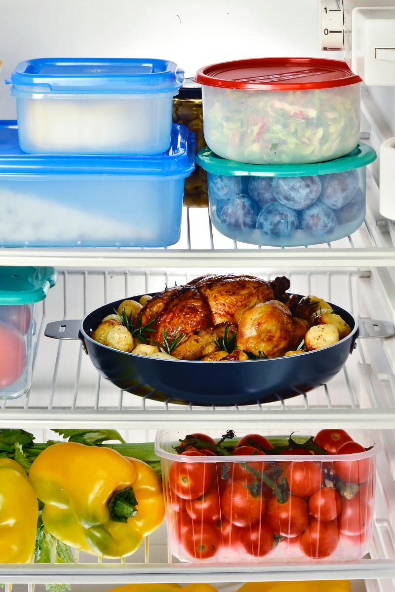how to organise your fridge organizing tips
