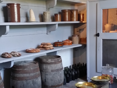 3 steps to pantry organisation