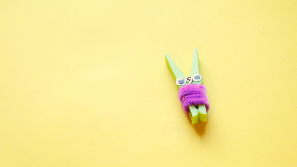eyes for clothespin bunnies