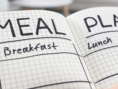 6 ways to save money with Meal Planning