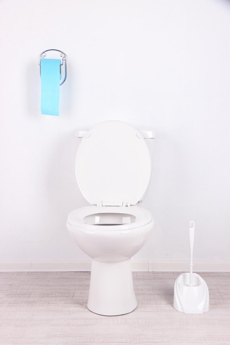 bathroom organisation hacks